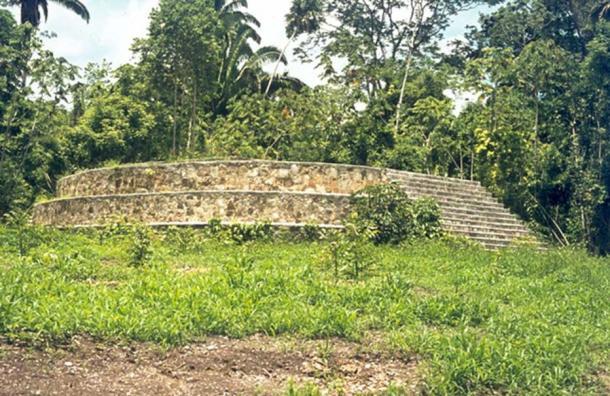 Ruins at Ceibal, Guatemala