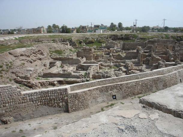Ruins at Qal'at al-Bahrain. (stepnout /CC BY 2.0)