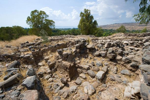 Ruins in Bethsaida where the City Gate has been found. ( Robert Hoetink / Adobe Stock)
