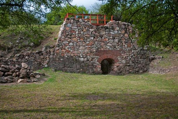 Ruins of Calera de las Huérfanas (Barriola, N / CC BY 3.0)