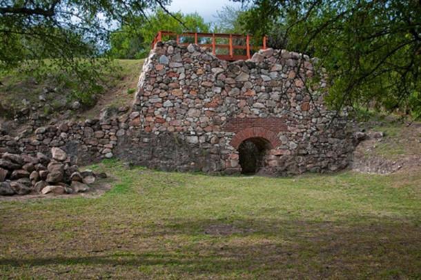 Ruins of Calera de las Huérfanas (Barriola, N / CC BY 3.0)