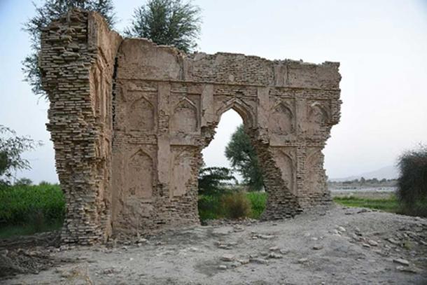Ruins of Mehrgarh. (mhtoori/CC BY SA 4.0)