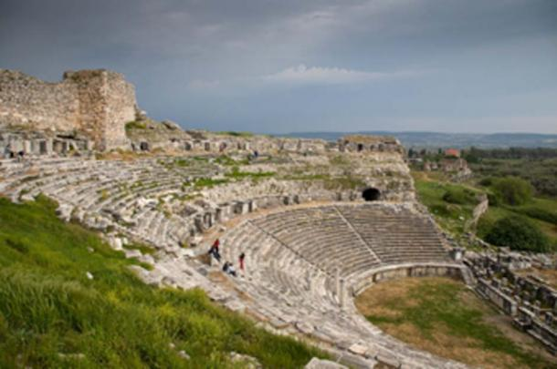 Ruins of Miletus, center of the Ionian Revolt. (Guy Beauchamp / CC BY-SA 2.0)