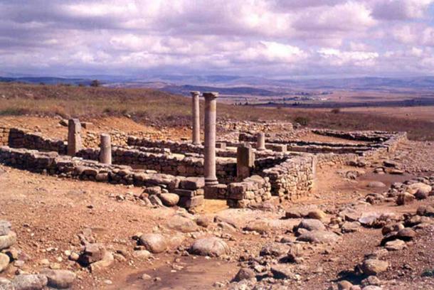 Ruins of Numantia.