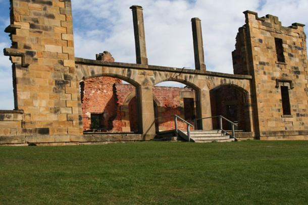 Ruins of Port Arthur, Tasmania. (Stephen Barnett / CC BY-SA 2.0)