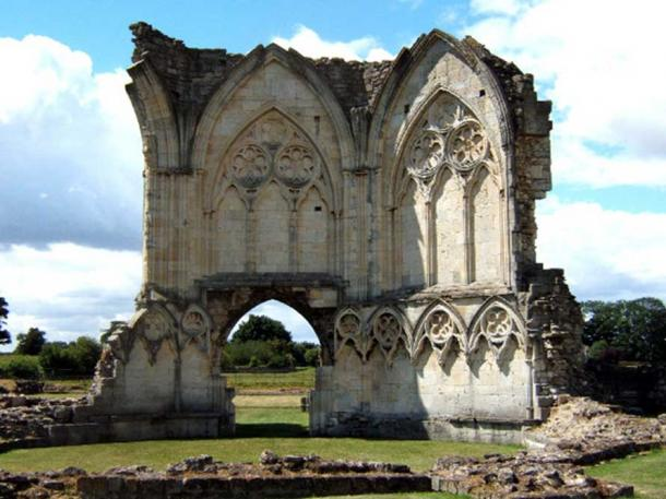 Ruins of Thornton Abbey, Lincolnshire.