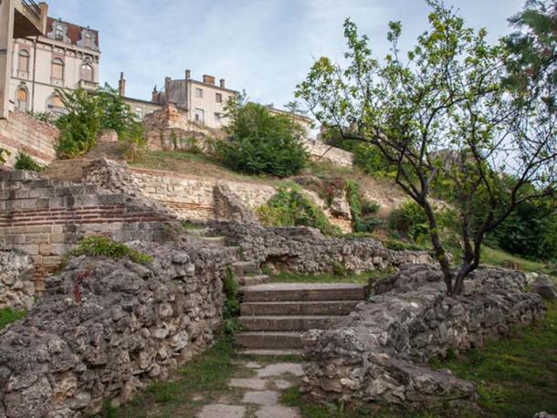Ruins of Tomis (Constanța, Romania)
