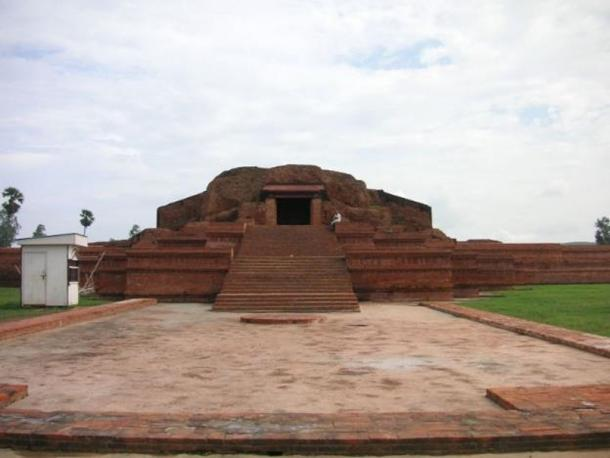 Ruins of Vikramashila Mahavihara. (Rakesh Ranjan/CC BY 2.0)