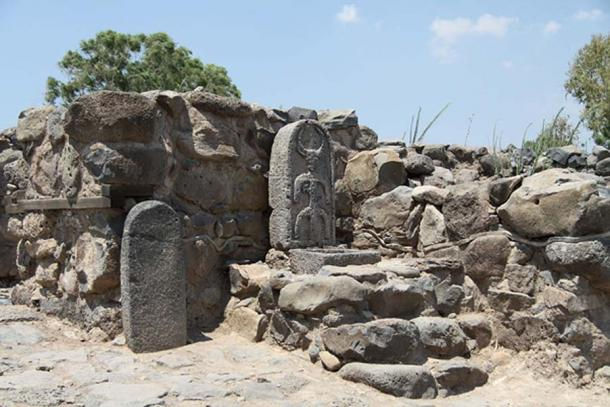 Ruins of fishing village Bethsaida mentioned in New Testament of Bible, north of Sea of Galilee, Israel. (CC BY 3.0)