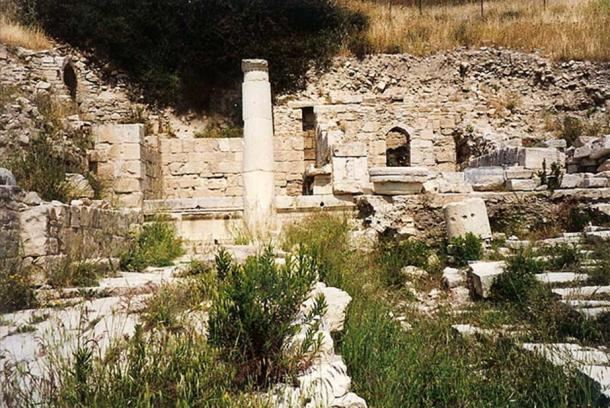 Ruins of the ancient city of Amathus, Cyprus. (Bayreuth2009/CC BY 3.0)