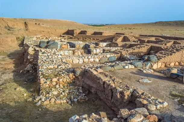 Ruins of the mesopotamian kingdom of Ebla, Syria. (siempreverde22 / Adobe Stock)