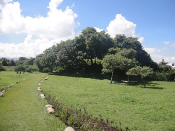 Ruins of Kaminaljuyú, Guatemala, where the Mayan ceramics were discovered.. (Agencia de Viajes Turansa / CC BY-SA 2.0)