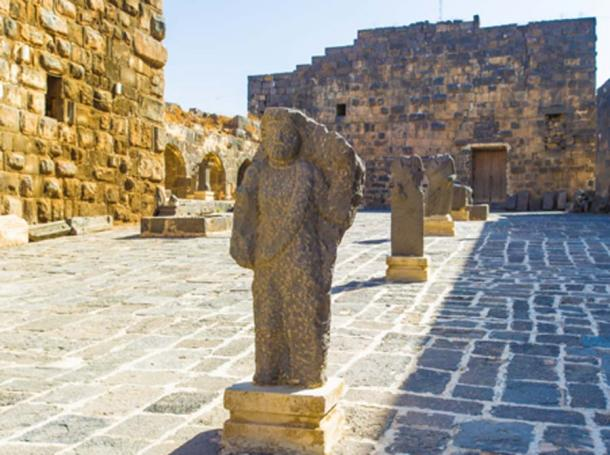 Ruins of the Ancient City of Bosra (siempreverde22/Adobe Stock)