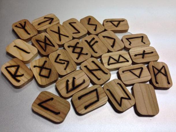Runes. (Pixabay License)