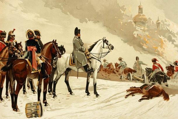 Napoleon during the Russian campaign of 1812, one of the few he lost. (Emilio Ereza / Adobe Stock)