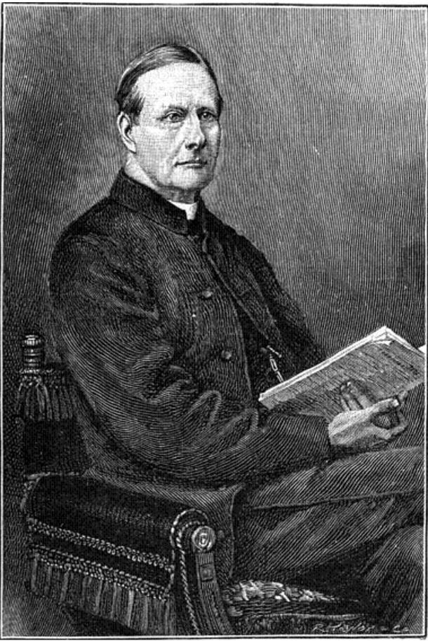 Sabine Baring-Gould, an Anglican priest.