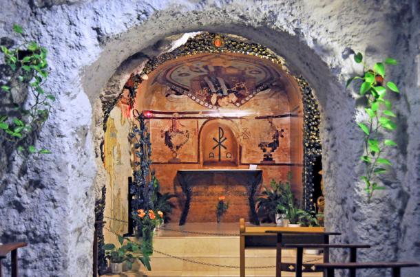 Sacrament Chapel, Church in Gellért Hill