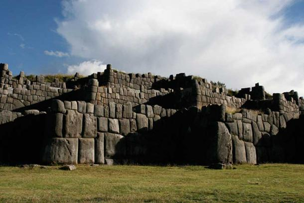 Sacsayhuamán, situated to the north of Cusco, Peru. (Public Domain)