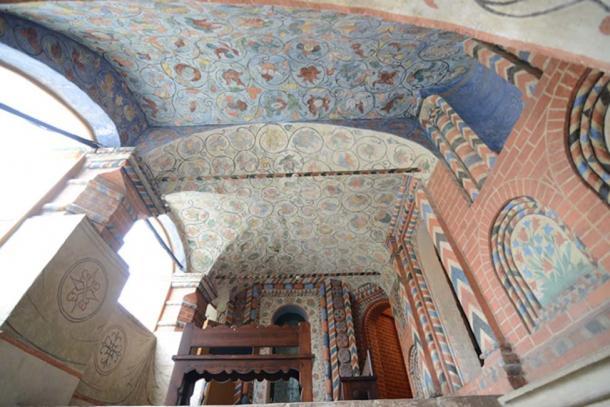 Saint Basil's Cathedral interior. (Jorge Láscar / CC BY-SA 2.0)