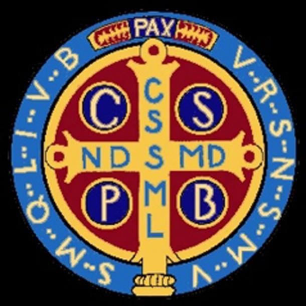 Saint Benedict Medallion.  (CC BY-SA 3.0)