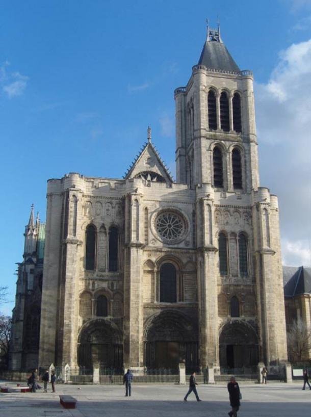 Saint-Denis, France.