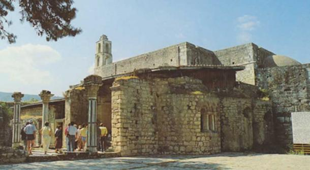 Saint Nicholas Church (Museum) in Demre, under which archaeologists have detected a tomb thought to contain the true remains of Saint Nicholas
