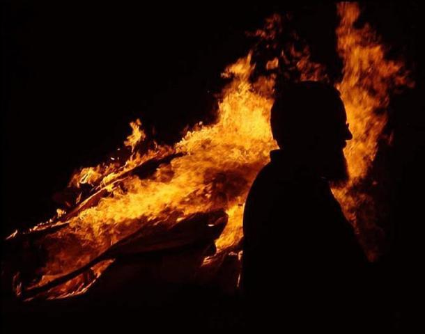 Samhain 2006. (Clothahump/CC BY SA 3.0)