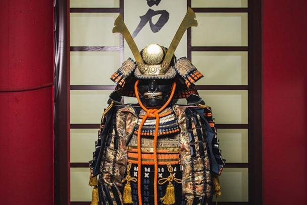 Samurai Warrior Armor.