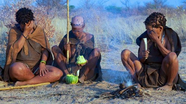 San Bushwomen (Micklisch, M /CC BY 2.0)