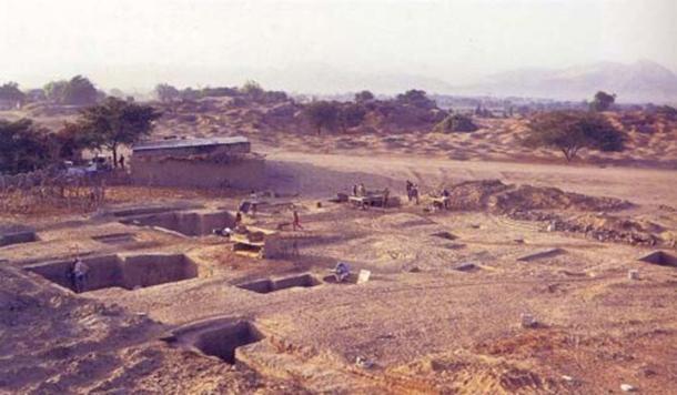 Archaeology site of San José de Moro