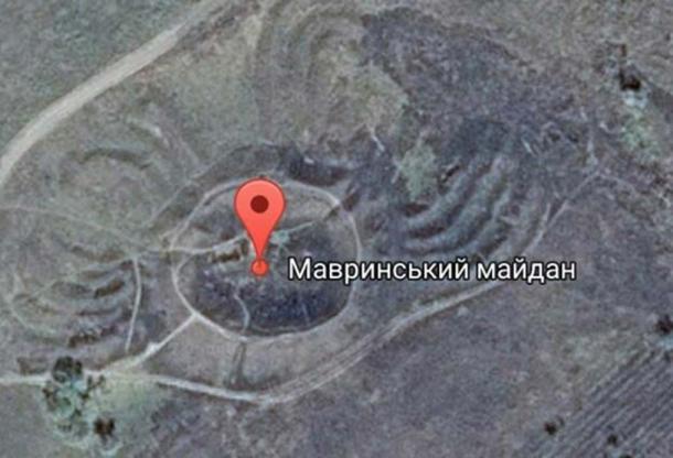 Satellite image of Mauritius Square. (Author provided)