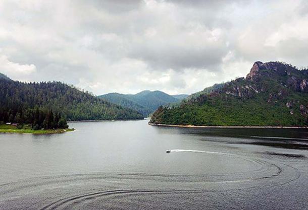 Sayano-Shushensk water reservoir. Credit: Siberian Times