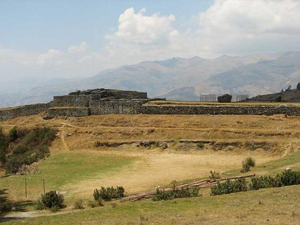 Sayhuite Archaeological site (overview).