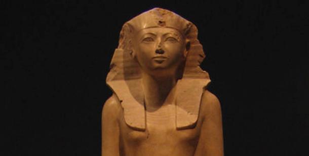 Sculpture of Pharaoh Hatshepsut, Eighteenth dynasty of Egypt