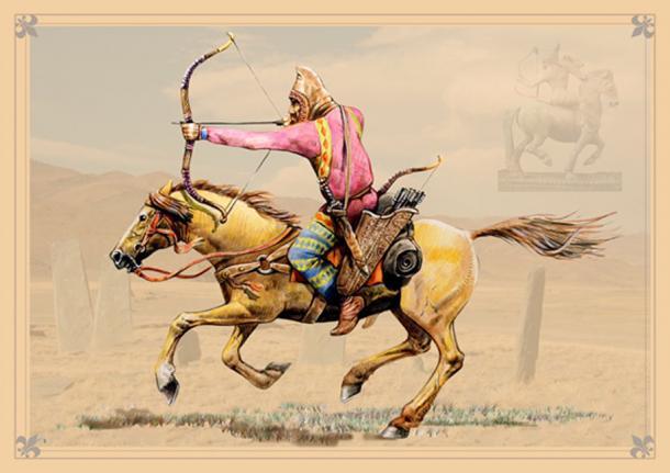 Scythian archer. (Lunstream / Adobe)