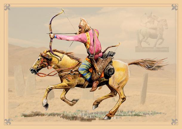 Scythian archer. (Lunstream / Adobe)