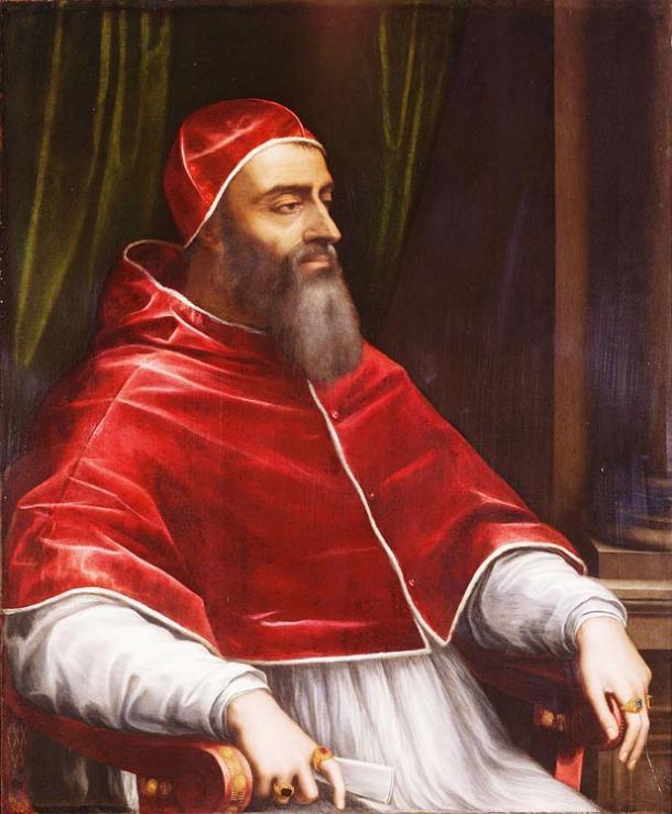 Sebastiano del Piombo (Italian) - Pope Clement VII.