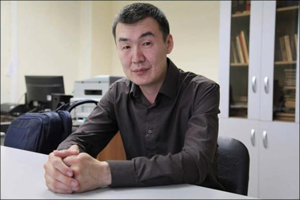 Semyon Grigoryev, Director of the Lazarev Mammoth Museum at Northeastern Federal University. Picture: The Siberian Times