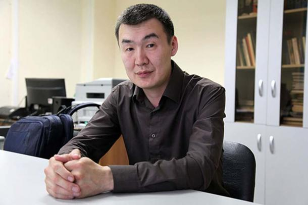 Semyon Grigoryev, head of the Mammoth Museum in Yakutsk. Pictures: The Siberian Times