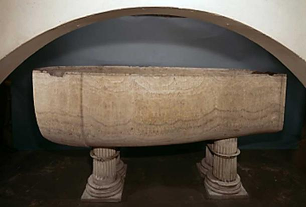 Seti I's sarcophagus, Sir John Soane's Museum, London