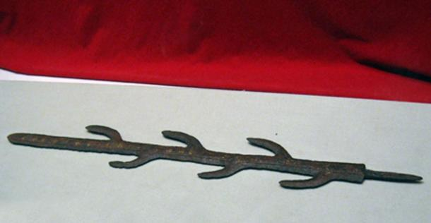 The Seven-Branched Sword: The Mystical Ceremonial Sword of Japan