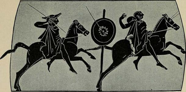 Several types of Greek athletic sports were held during the Panathenaea. (SteinsplitterBot / Public Domain)