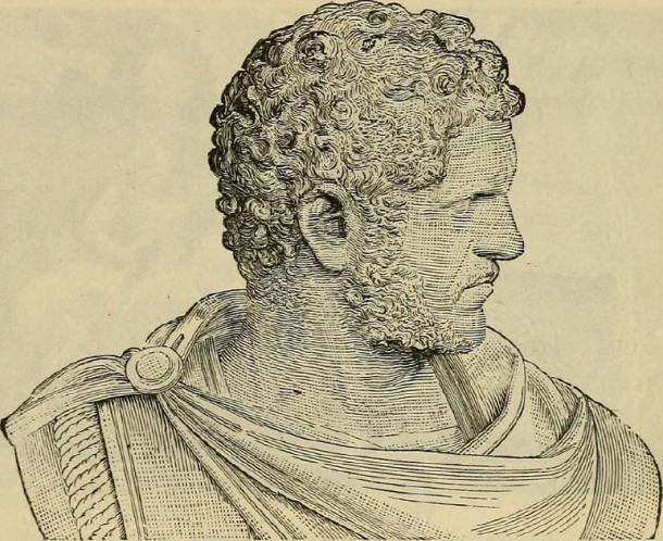 Severus Alexander was emperor of the Roman Empire until 235 AD. (Internet Archive Book Images / Public Domain)