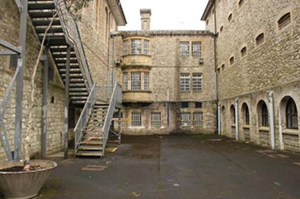 """Shepton Mallet Prison is """"Britain's most haunted prison"""". (Rodw / CC BY-SA 4.0)"""