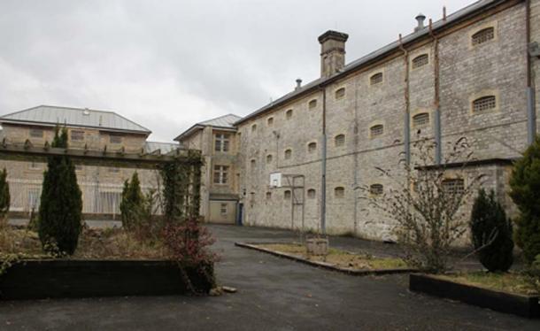 Shepton Mallet Prison. (Rodw / CC BY-SA 4.0)