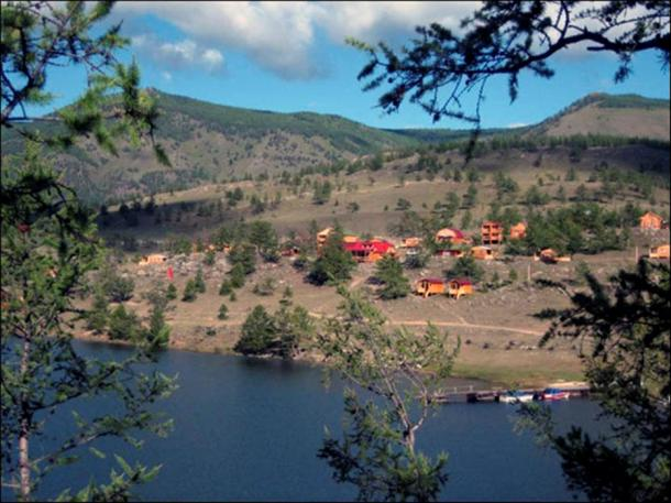 The latest find, at Shida Bay on Lake Baikal, in Irkutsk region, is located about 260 kilometres northeast of Irkutsk.