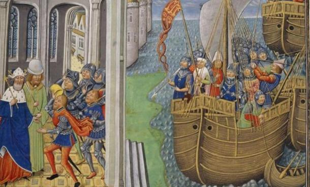 600-Year-Old Royal Ship of Henry V Found Buried in Hampshire River