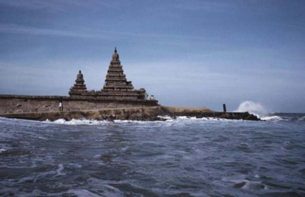 Shore Temple. Mahabalipuram, India.  ( University of Southampton )