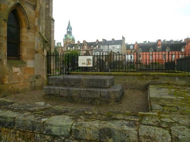 Shrine of St Margaret, Dunfermline Abbey.