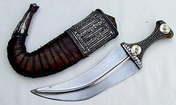 Sicarii Dagger used as the weapon of choice by the Sicarii Assassins.